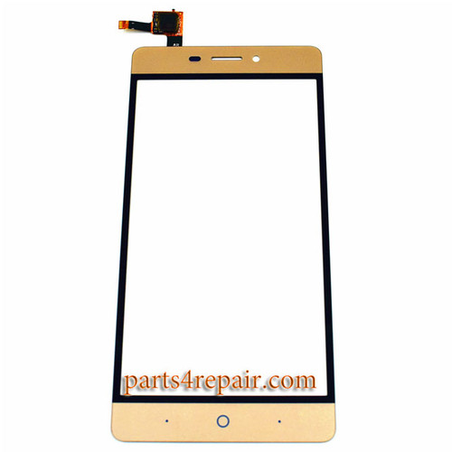 Touch Screen Digitizer for ZTE Blade X9 -Gold