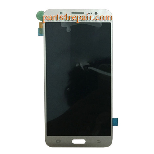 Complete Screen Assembly for Samsung Galaxy J7 (2016) All Series from www.parts4repair.com