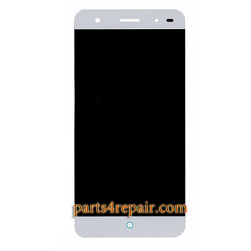 Complete Screen Assembly for ZTE Blade V7 Lite -White