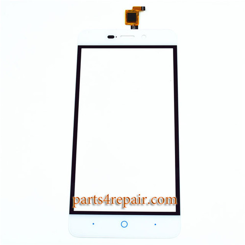 Touch Screen Digitizer for ZTE Blade A452 -White