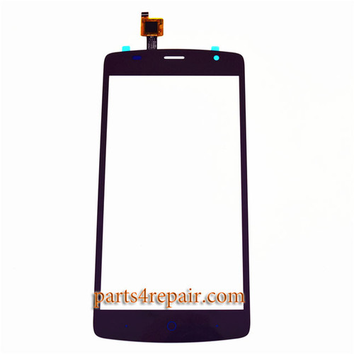 Touch Screen Digitizer for ZTE Blade L5 Plus -Gray