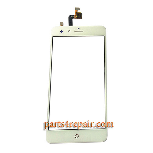 Touch Screen Digitizer for ZTE Nubia Z11 mini NX529J -White