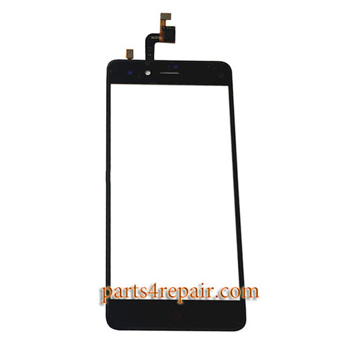Touch Screen Digitizer for ZTE Nubia Z11 mini NX529J -Black