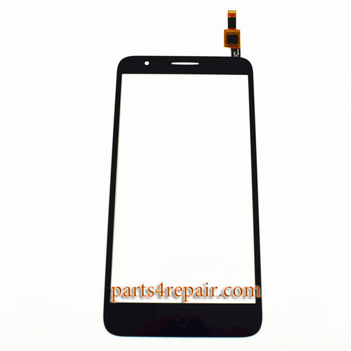 Touch Screen Digitizer for Alcatel Pop 4+ 5056 -Black
