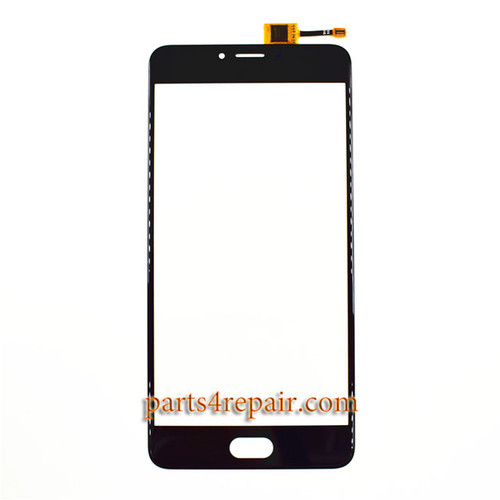 Touch Screen Digitizer for Meizu U20 -Black