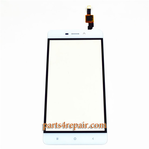 Touch Screen Digitizer for Xiaomi Redmi 4 Standard Version -White