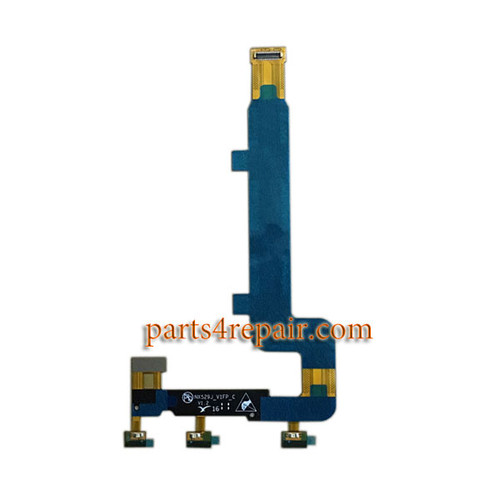 Breathing Light Flex Cable for ZTE Nubia Z11 mini NX529J