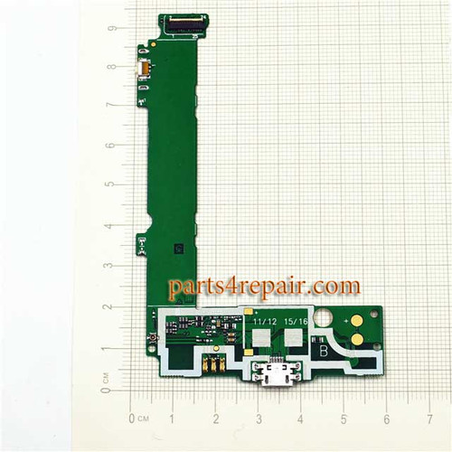 Microsoft Lumia 535 Dock Charging PCB Board