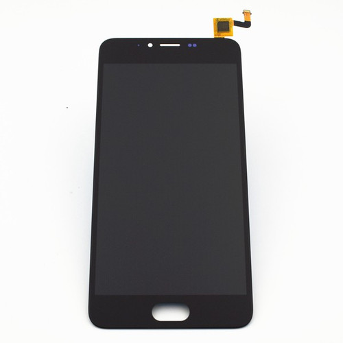 Complete Screen Assembly for Meizu M5 -Black