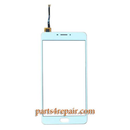 Touch Screen Digitizer for Meizu m3 Max -White