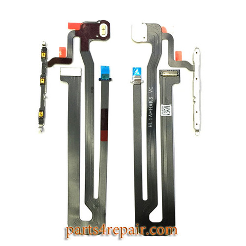 Side Key Flex Cable for Huawei Mate 9 from www.parts4repair.com