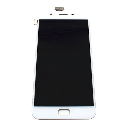 Complete Screen Assembly for Oppo F1s -White