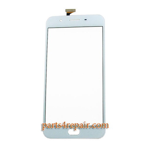 Touch Screen Digitizer for Oppo F1s -White