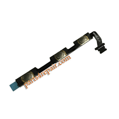Side Key Flex Cable for Xiaomi Redmi 4A from www.parts4repair.com