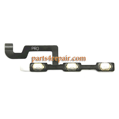 Side Key Flex Cable for Xiaomi Redmi Pro
