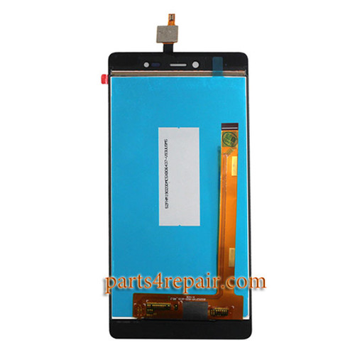 LCD Screen and Digitizer Assembly for Wiko Fever 4G
