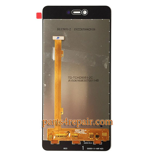 LCD Screen and Digitizer Assembly for Gionee F103 Pro