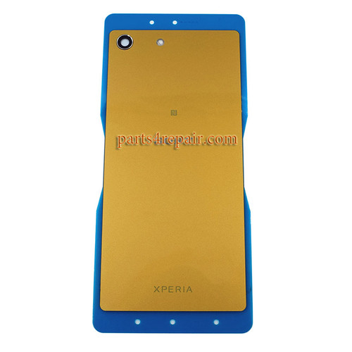 Back Cover with NFC for Sony Xperia M5 -Gold