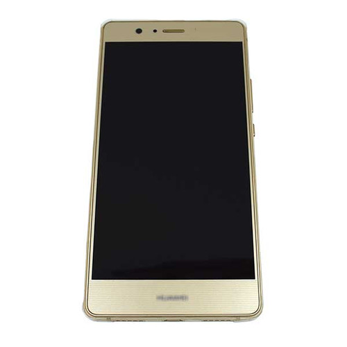 Complete Screen Assembly with Bezel for Huawei P9 Lite -Gold