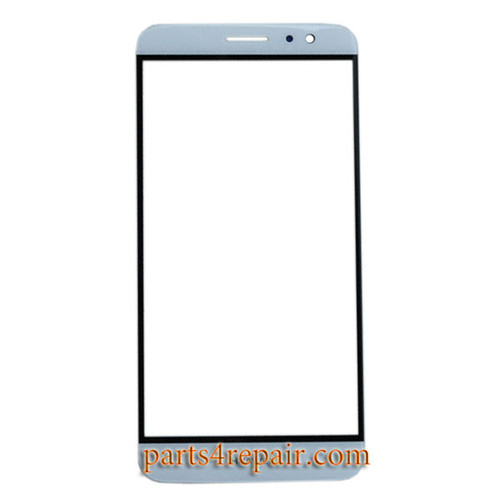 Front Glass for Huawei nova Plus -White