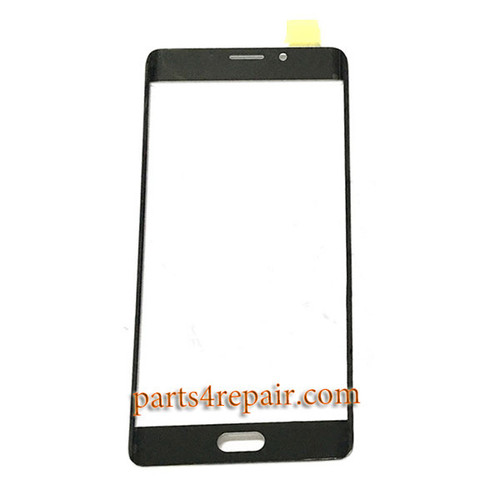 Front Glass for Xiaomi Mi Note 2 -Black