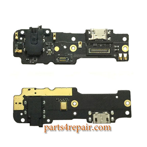 Meizu m3 Max Dock Charging PCB Board from www.parts4repair.com