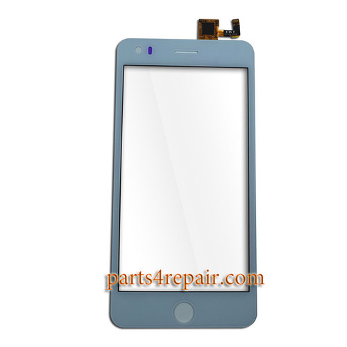 Touch Screen Digitizer for Elephone P6i -White