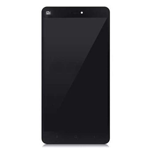 Complete Screen Assembly with Bezel for Xiaomi Mi 4c -Black