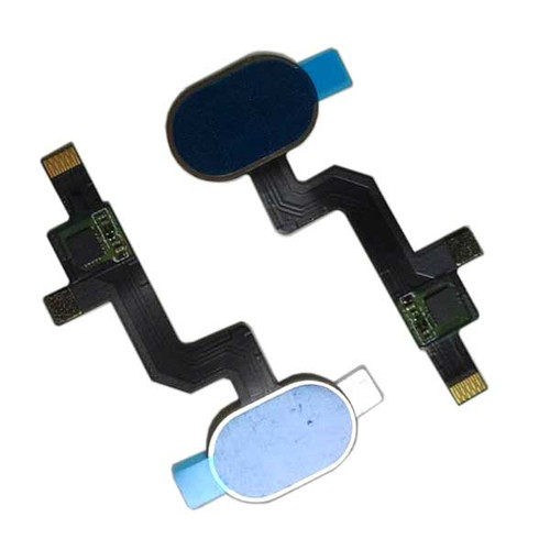 Fingerprint Sensor Flex Cable for Motorola Moto G5 -Black