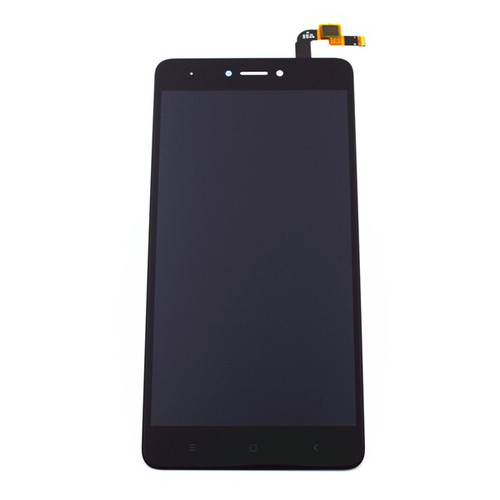 Complete Screen Assembly for Xiaomi Redmi Note 4X -Black