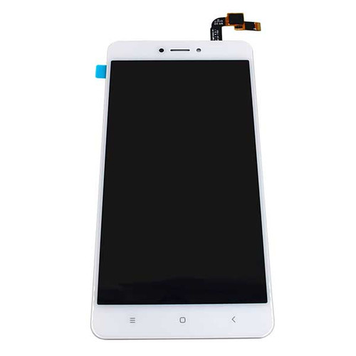 Complete Screen Assembly for Xiaomi Redmi Note 4X -White