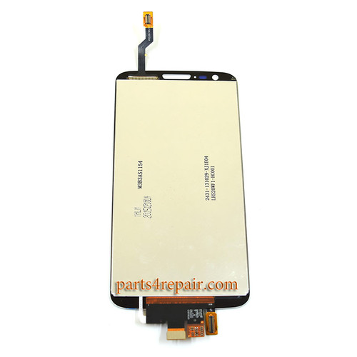 LCD Screen and Digitizer Assembly for LG G2 D801