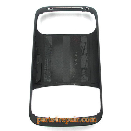 Frame Bezel Housing Cover for HTC Desire S -Black