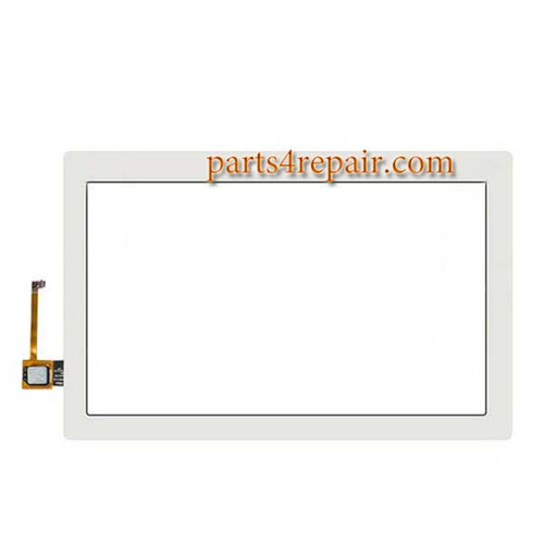 Touch Screen Digitizer for Lenovo Tab 2 A10-70L -White