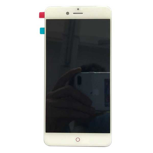 Complete Screen Assembly for ZTE Nubia Z11 mini S NX549J -White