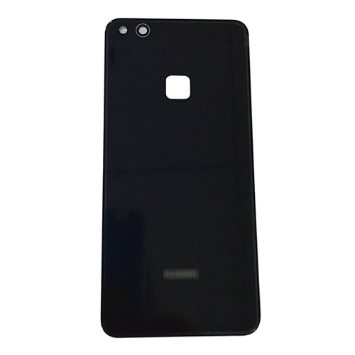 Back Glass Cover for Huawei P10 Lite -Black