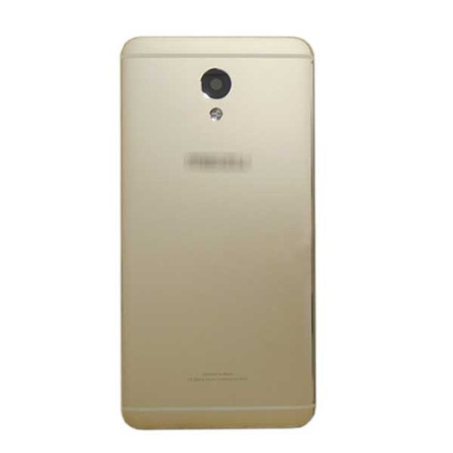 Back Housing Cover with Side Keys for Meizu M5 Note from www.parts4repair.com