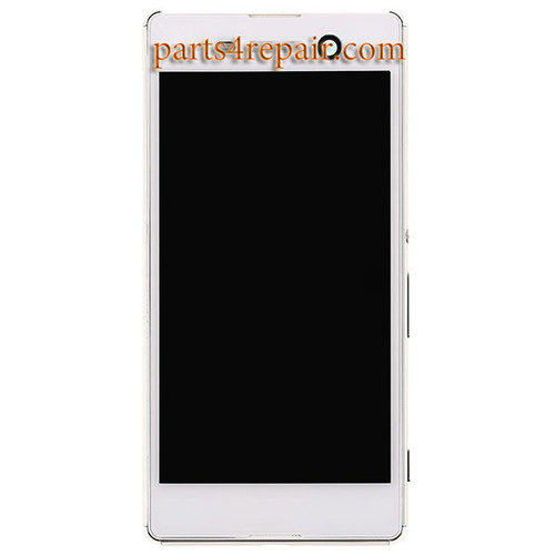 Sony Xperia M5 Dual LCD Screen and Touch Screen Assembly