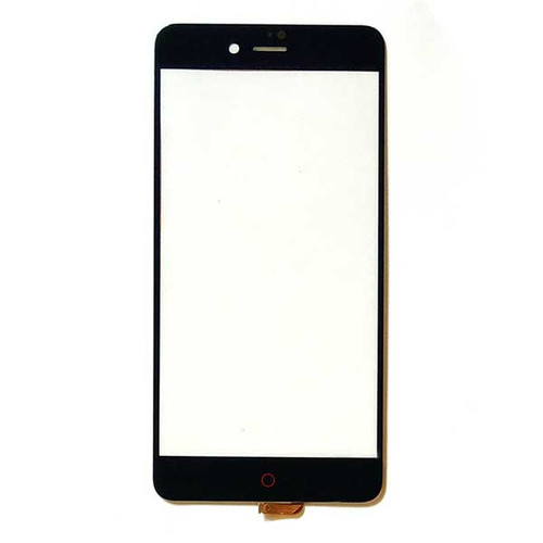 Front Glass with Flex Cable for ZTE Nubia Z11 mini S NX549J from www.parts4repair.com