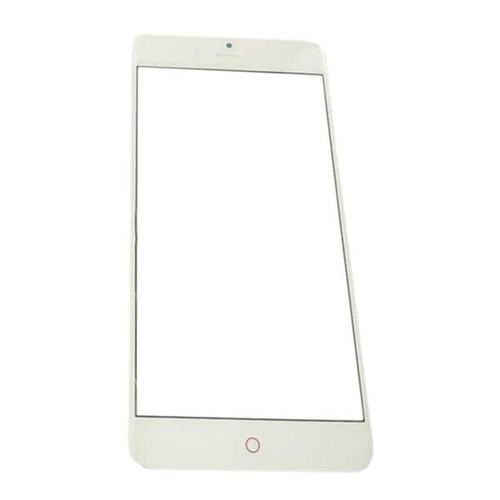 Front Glass for ZTE Nubia Z11 mini S NX549J -White