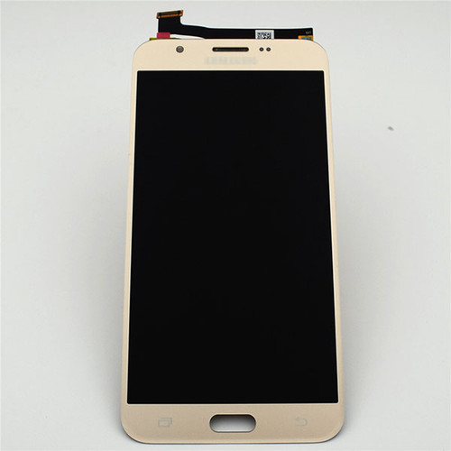 Complete Screen Assembly for Samsung Galaxy J7 Perx J727 (Sprint) -Gold