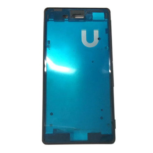 Front Housing with Side Keys for Sony Xperia M4 Aqua