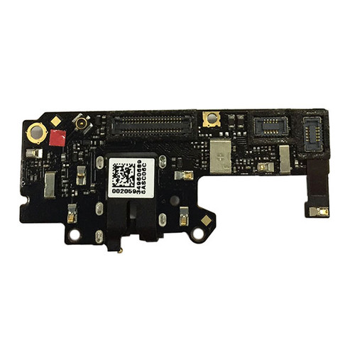 Earphone Jack PCB Board for Oneplus 3 A3000 from www.partsrepair.com