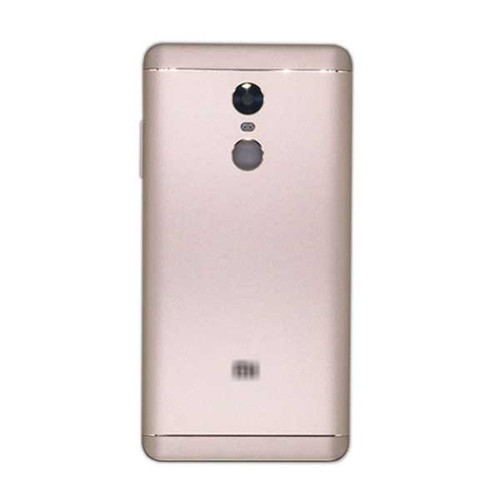 Back Housing Cover with Side Keys for Xiaomi Redmi Note 4X -Gold