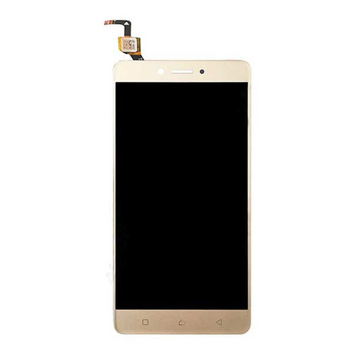 Complete Screen Assembly for Lenovo K6 Note - Gold