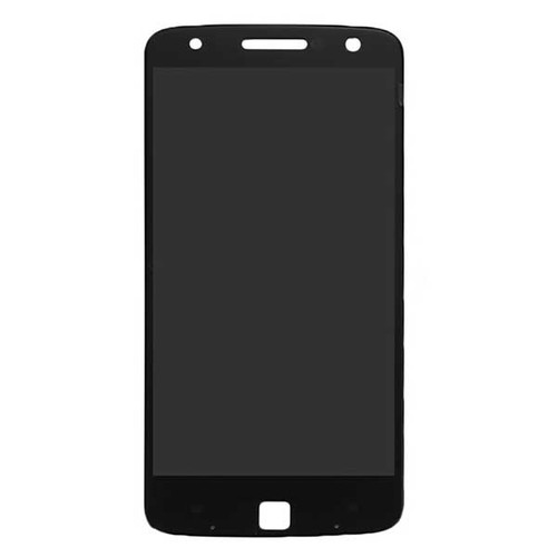 Complete Screen Assembly for Motorola Moto Z XT1650 -Black