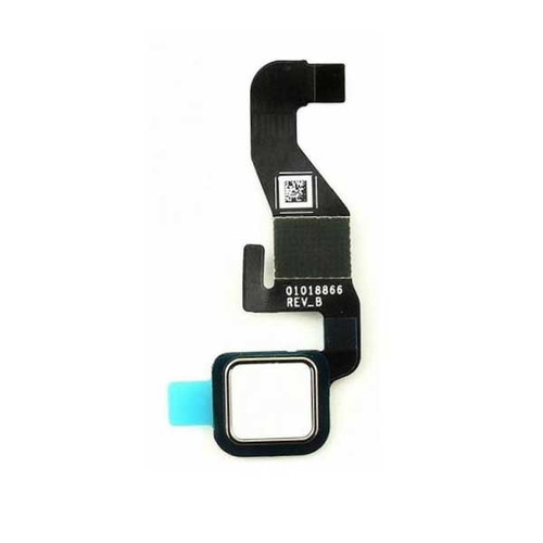 Fingerprint Sensor Flex Cable for Motorola Moto Z XT1650 -White