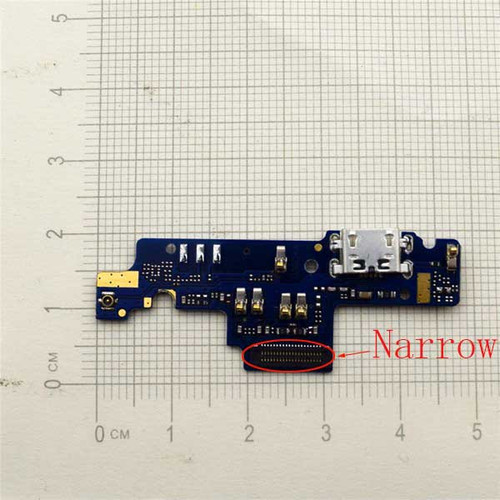 Dock Charging PCB Board for Xiaomi Redmi Note 4X from www.parts4repair.com