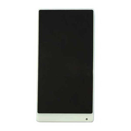 Complete Screen Assembly for Xiaomi Mi Mix -White
