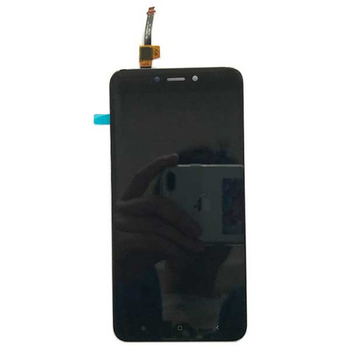 Complete Screen Assembly for Xiaomi Redmi 4X -Black
